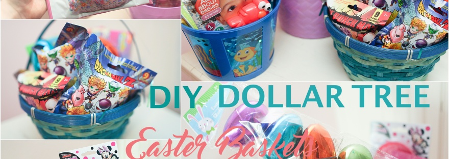 Diy dollar tree easter baskets gifts for the whole family diy dollar tree easter baskets negle Gallery